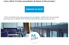 Média réf. 426 (1/1): Newsletter officielle MICE Project